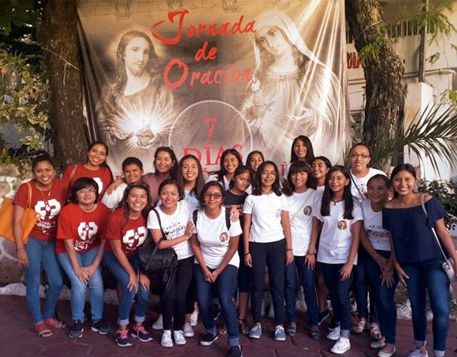 Siete días Jornada de oración por México