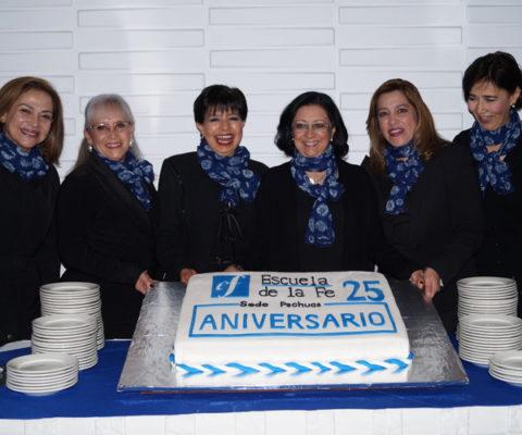 25 aniversario Escuela de la Fe Sede Pachuca