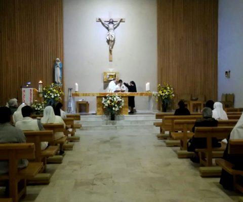 Ejercicios Espirituales Religiosas Amecameca