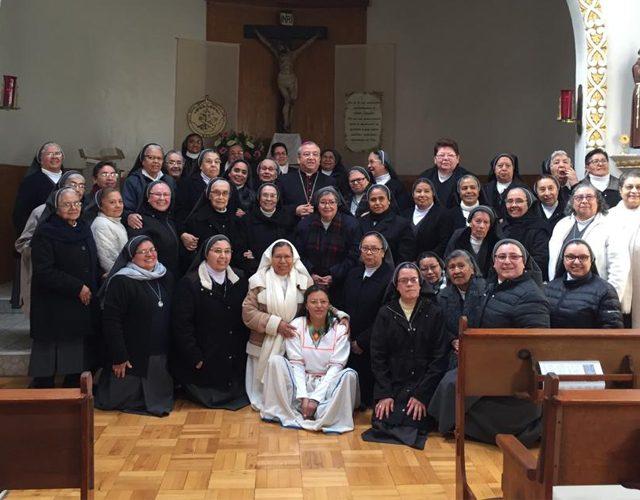 Jornada de Los Consejos Evangélicos en la vivencia de las virtudes teologales.