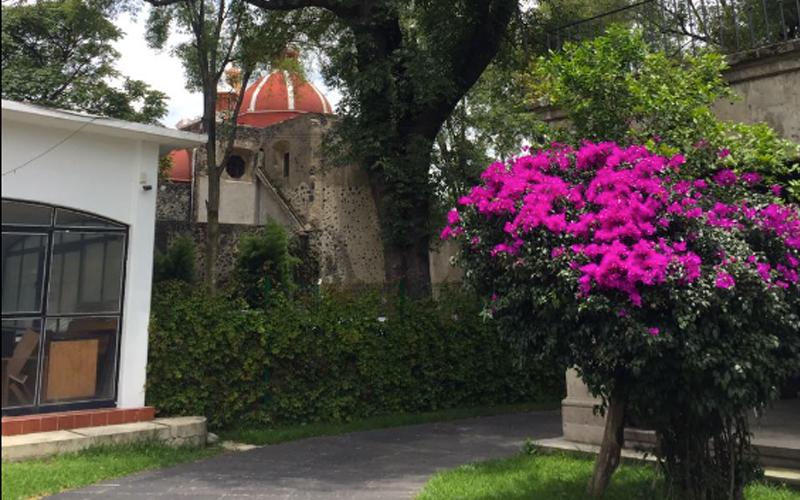 Hidalgo #33 Esq. Magisterio. Centro de Tlalpan