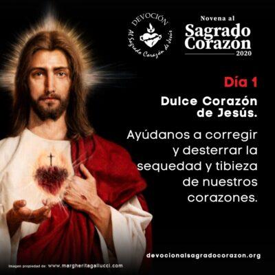 Novena Sagrado Corazon 1