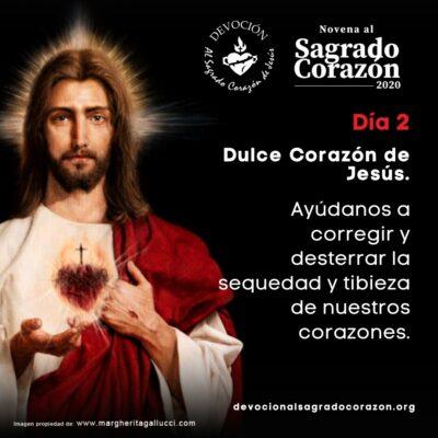 Novena Sagrado Corazon 2