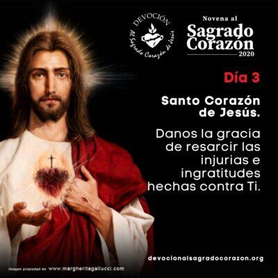 Novena Sagrado Corazon 3