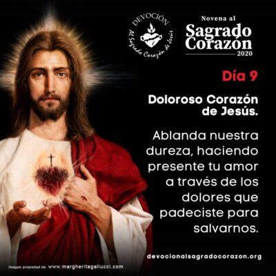 Novena Sagrado Corazon 9