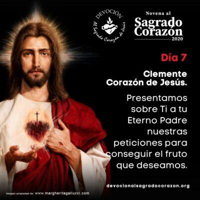 Novena Sagrado Corazon 7