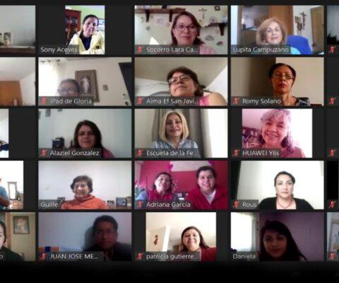 Conferencia virtual sobre la Pascua